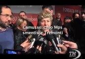 Mps, Camusso: smentite rassicurazioni Tremonti su banche-VideoDoc. Segretario Cgil: scarsa trasparenza su prodotti finanziari