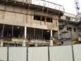 Le chantier de l'hôpital de Troyes en bonne voie