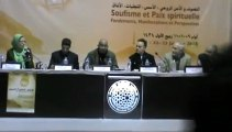 Table ronde 4 : Soufisme et environnement Socio-écologique : vers une vision globale de la paix écologique - Part 2