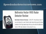 Laser Radar Detector Reviews - Top 10 Radar Detectors