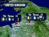 UK Weather Outlook - 01/23/2013