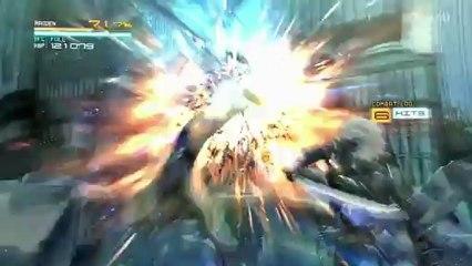 Suit Overview de Metal Gear Rising : Revengeance