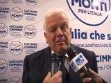 Napoli - I candidati di Scelta Civica (23.01.13)