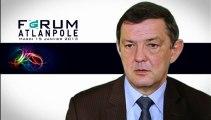 Forum Atlanpole 2013 : interview de Thierry MAUGIS, Airbus - EADS