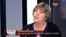Réforme des rythmes scolaires - Intervention de Françoise CARTRON à Public Sénat le 23 janvier 2013
