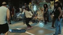 Nissan Qashqai 2013 Tv spot - Angst Two, music by The Toxic Avenger  (FR)