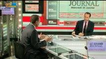 Yves Pasquier-Desvignes, président de General Motors France - 23 janvier -  Le Grand Journal 4/4