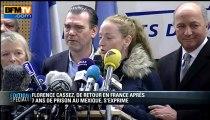 "Nicolas Sarkozy ""m'a sauvé la vie"" (Florence Cassez) - 24/01"