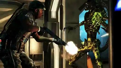 Listen up Marines - It's time to Kick As de Aliens: Colonial Marines