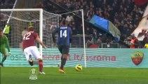 Roma - Inter 2-1 Coppa Italia - Semifinale andata 2012-2013