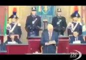 """Napolitano, la sfida è riformare Paese nell'unità - VideoDoc. Cerimonia per Agnelli: """"Serve distinzione di ruoli"""""""