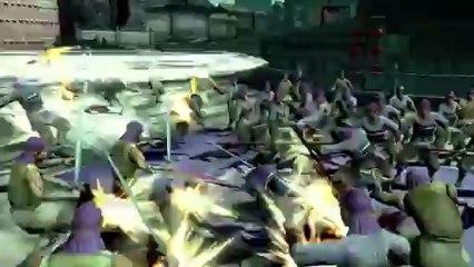 Cao Cao de Dynasty Warriors 8