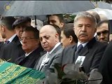Cumhurbaşkanı Gül, Mehmet Ali Birand'ın Cenaze Törenine Katıldı