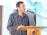 """Discours de Félix Mérine - Inauguration du centre nautique """"Félix Mérine"""" à Pointe Fort au Robert le 24 janvier 2013"""
