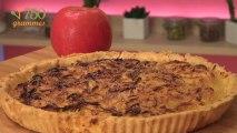 Recette de Tarte aux pommes râpées - 750 Grammes