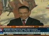 "Pueblo reitera: ""tómate tu tiempo, Chávez"" (Villegas)"