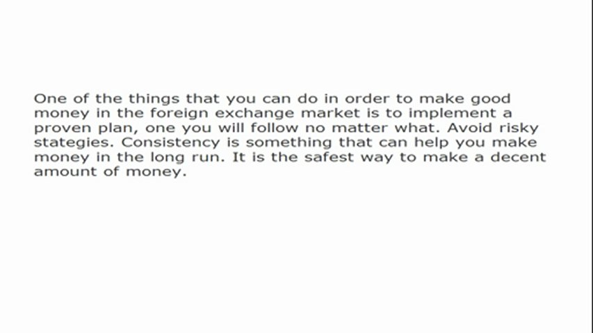 Learning To Trade Forex Video
