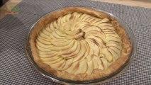 Recette de Tarte aux pommes - 750 Grammes