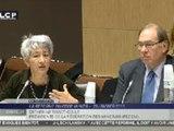 Travaux en commission : Table ronde sur la réforme minière