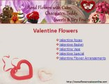 Send valentines flowers, valentines cakes, combos to India