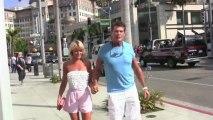 David Hasselhoff's Girlfriend Hayley Roberts Shows Off Her Bikini Snaps From Necker Island