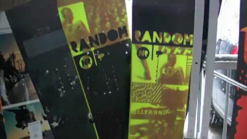 Nidecker : nouveautés snowboard 2013/2014