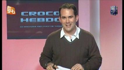 Croco Hebdo du 22 janvier 2013.