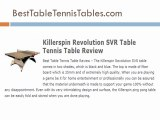 Table Tennis Table Reviews - Top 10 Table Tennis Tables