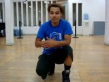 How to Breakdance _ Basic Footwork & Freeze