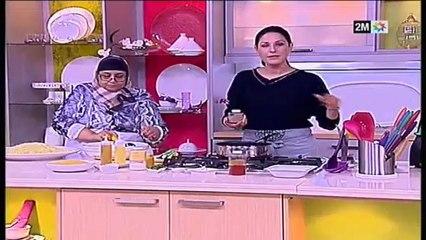 recette marocaine seffa choumicha 2013 épaule de mouton