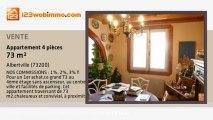 A vendre - appartement - Albertville (73200) - 4 pièces - 7
