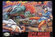 Street Fighter II Turbo Game Review (Snes/Wii)