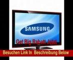 Samsung PS 50 A 756T 127 cm (50 Zoll) Full-HD 100 Hz Crystal TV Plasma-Fernseher mit DVB-T Tuner, 4x HDMI, USB und DLNA rubin schwarz
