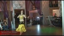 Dansatoare oriental  - Show dans oriental (bellydance) la nunti si evenimente, Joie de Vivre Dance Studio