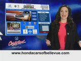 Certified Used 2011 Honda Ridgeline RTL for sale at Honda Cars of Bellevue...an Omaha Honda Dealer!