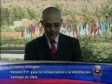 """Ministro Villegas sobre salud de Chávez: """"La infección respiratoria ha sido superada"""""""