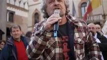 Beppe Grillo a Ravenna