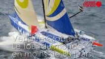 Vendée Globe : Titouan Lamazou évoque la barre des 80 jours