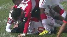 AS Nancy-Lorraine (ASNL) - FC Lorient (FCL) Le résumé du match (22ème journée) - saison 2012/2013