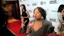Chandra Wilson at 44th NAACP Image Awards Nominee Luncheon @ChandraLWilson