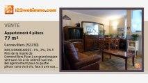 A vendre - appartement - Gennevilliers (92230) - 4 pièces -