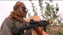 Las tropas francesas y malienses controlan ya el acceso...