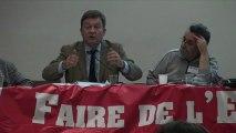 Pierre Henry intervient pour la FNMDP