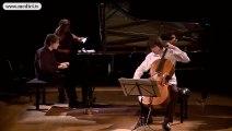 Edgar Moreau, Pierre-Yves Hodique - Benjamin Britten - Sonata for cello and piano