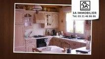 A vendre - maison - POLINCOVE (62370) - 6 pièces - 132m²