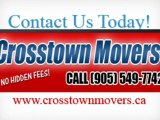 Crosstown Movers Hamilton - Hamilton Movers - Moving Company Hamilton