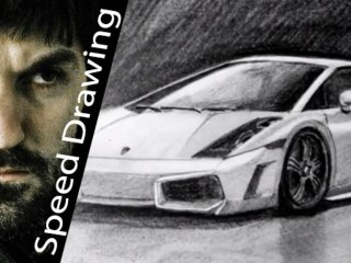 WOW! Lamborghini Gallardo Premier 4509 Limited - BEST SPEED DRAWING!!!