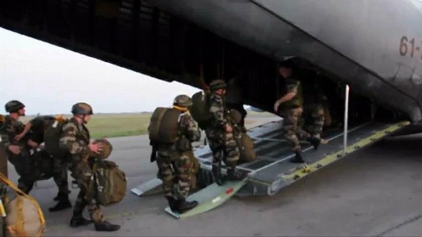 La Légion saute sur Tombouctou, Opération Serval 28 Janvier