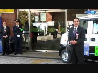 防犯パトロール ブルーライン出発式 4 神奈川県議会議員 ブルーライン顧問 馬場学郎 様 祝辞