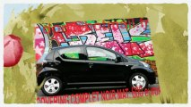 Toyota Aygo, Toyota Aygo, essai video Toyota Aygo noir mat, covering Toyota Aygo noir mat, Toyota Aygo noir mat